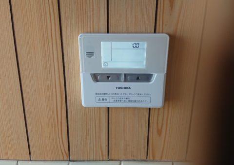 大阪府東芝エコキュートHWH-F376 施工後その他の写真1