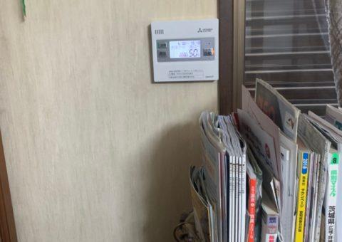 奈良県三菱エコキュートSRT-S374UZ施工後その他の写真1