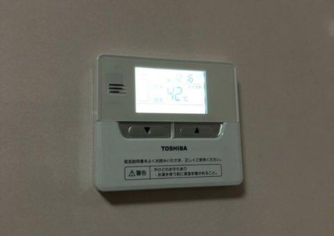 三重県東芝エコキュートHWH-F376施工後その他の写真1