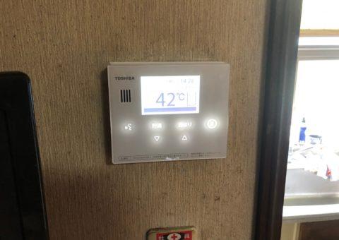 京都府東芝エコキュートHWH-B466HIHクッキングヒーターCS-G318MS施工後その他の写真2