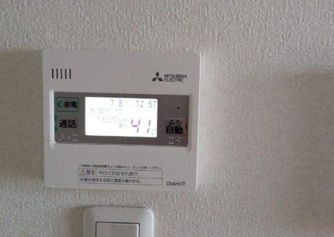 三重県三菱エコキュートSRT-S434UZ施工後その他の写真1