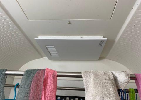 兵庫県東芝エコキュートHWH-B466H浴室乾燥機V-141BZ施工後その他の写真3