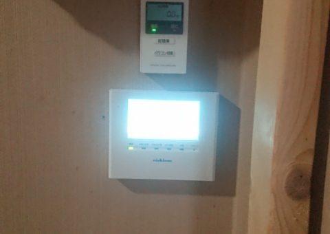 奈良県nichicon蓄電池ESS-H2L1施工後その他の写真1