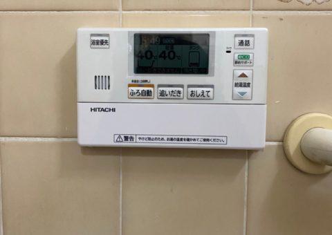 奈良県日立エコキュートBHP-F37SD施工後その他の写真1
