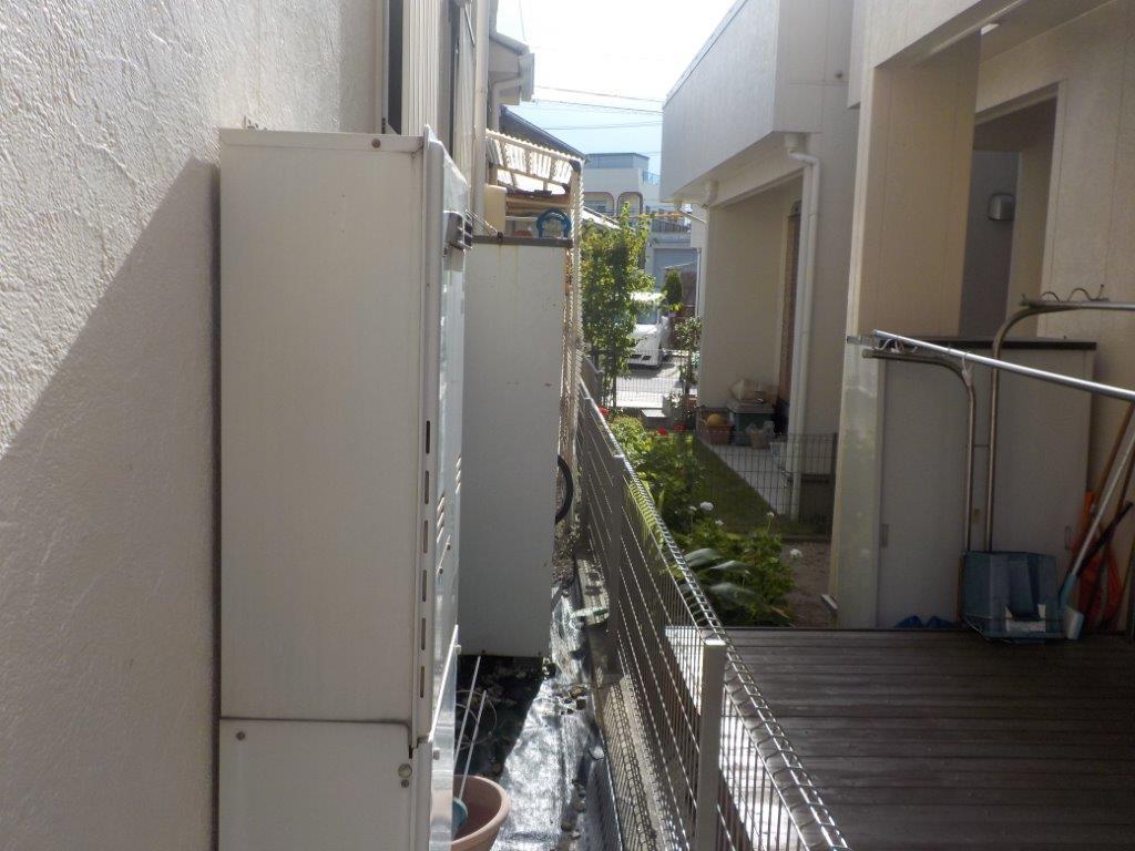 滋賀県三菱エコキュートSRT-S375UA施工前の写真