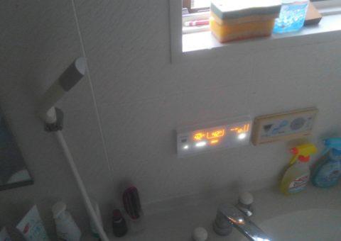 大阪府東芝エコキュートHWH-B466HA施工後その他の写真1