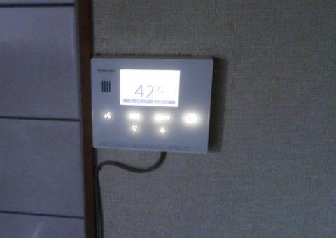 三重県東芝エコキュートHWH-B376施工後その他の写真2