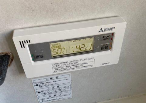 奈良県三菱エコキュートSRT-S465UA施工後その他の写真2