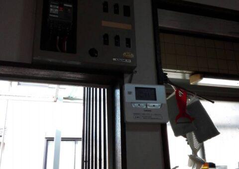 岐阜県東芝エコキュートHWH-F376H施工後その他の写真1