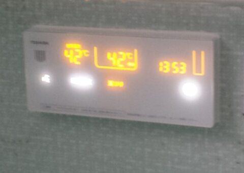 大阪府東芝エコキュートHWH-B376HA施工後その他の写真1