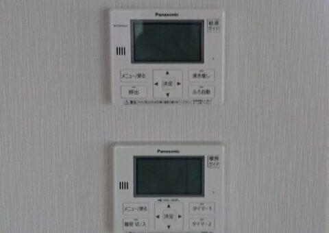 大阪府PanasonicエコキュートHE-D37FQS施工後その他の写真2