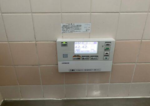 京都府日立エコキュートBHP-F37SD施工後その他の写真1