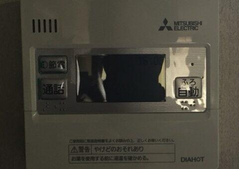 奈良県滋賀県三菱エコキュートSRT-S375UA三菱IHクッキングヒーターCS-G318M施工後その他の写真3