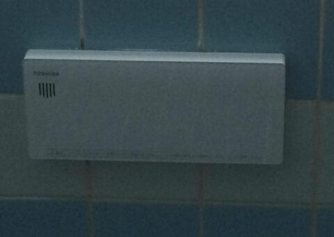 大阪府東芝エコキュートHWH-B376HW施工後その他の写真1