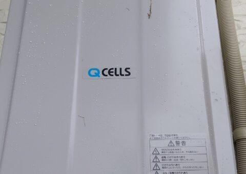 愛知県Qcells5.2kw発電システム施工後その他の写真1