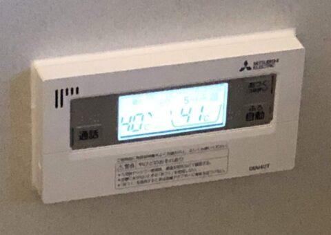 大阪府三菱エコキュートSRT-S375UA三菱IHクッキングヒーターCS-G318MS施工後その他の写真2