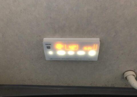 奈良県東芝エコキュートHWH-B376H施工後その他の写真1