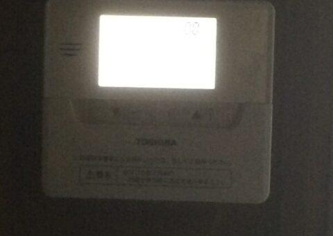 愛知県東芝エコキュートHWH-F376H施工後その他の写真1