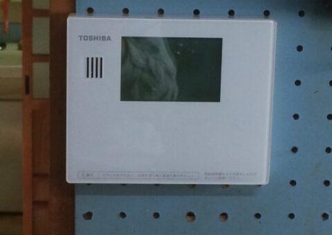 奈良県東芝エコキュートHWH-B376H三菱IHクッキングヒーターCS-G318MS施工後その他の写真3