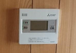 滋賀県三菱エコキュートSRT-S375UA施工後その他の写真2