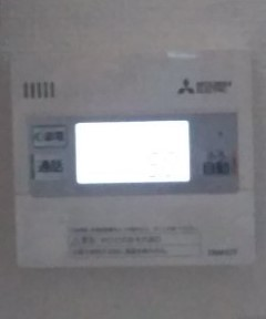 和歌山県三菱エコキュートSRT-S375UA施工後その他の写真2