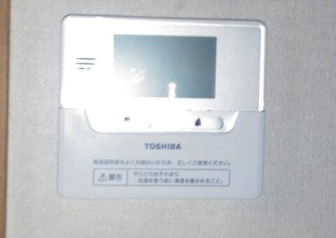 奈良県東芝エコキュートHWH-F376H施工後その他の写真2
