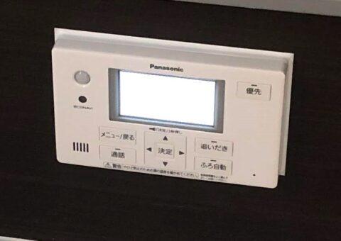 大阪府PanasonicエコキュートHE-D37FQS施工後その他の写真1