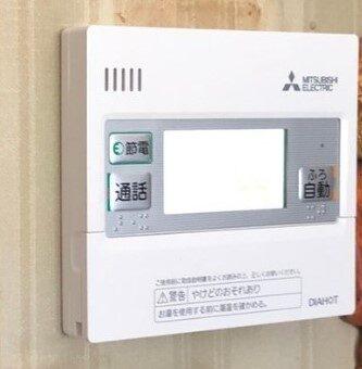 京都府三菱エコキュートSRT-S375UA施工後その他の写真2