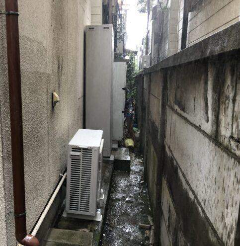 大阪府三菱エコキュートSRT-S375UZ施工後の写真