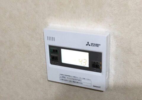 奈良県三菱エコキュートSRT-P375UB施工後その他の写真2