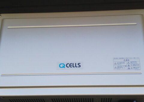 奈良県QCELLS太陽光発電システムQ.PEAK DUO-G6施工後その他の写真2