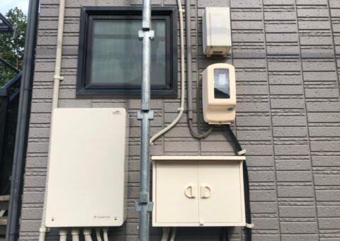 京都府Canadian Solar蓄電システムCS-TL70GF施工後その他の写真1