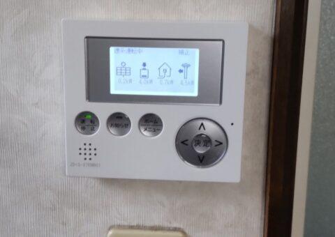 大阪府田淵電機蓄電システムEOF-LB70-TK施工後その他の写真2