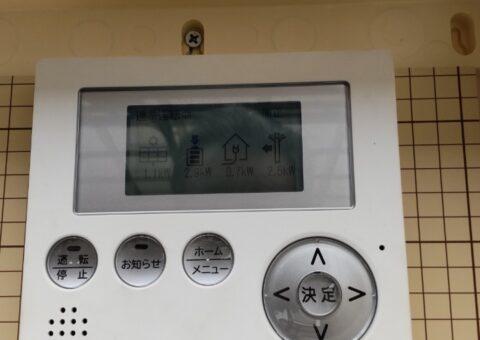 奈良県Canadian Solar蓄電システムCS-TL70GF施工後その他の写真1