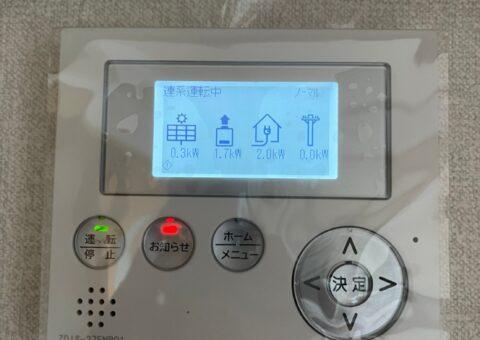 愛知県Canadian Solar蓄電システムCS-TL70GF施工後その他の写真2
