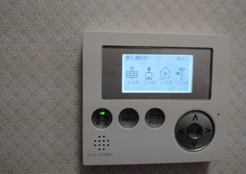 愛知県Canadian Solar蓄電システムCS-TL70GF施工後その他の写真1