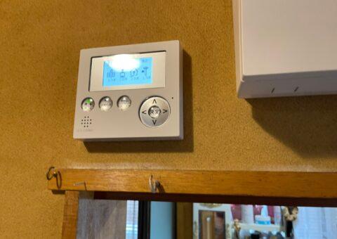 大阪府Canadian Solar蓄電池CSTL70GF施工後その他の写真1