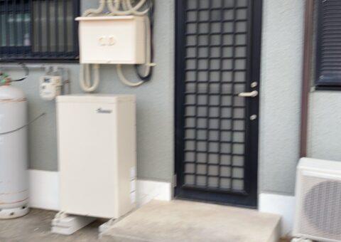 大阪府Canadian Solar蓄電システムCS-TL70GF施工後その他の写真1