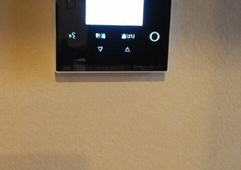 滋賀県東芝エコキュートHWH-B376HA施工後その他の写真2