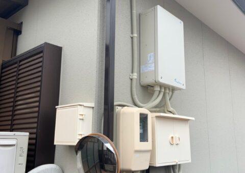 兵庫県田淵電機蓄電システムCS-TL70GF施工後その他の写真2