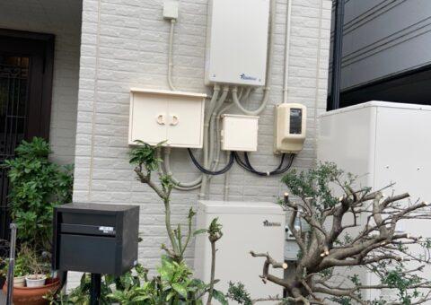 兵庫県田淵電機蓄電システムEOF-LB70-TK施工後その他の写真1