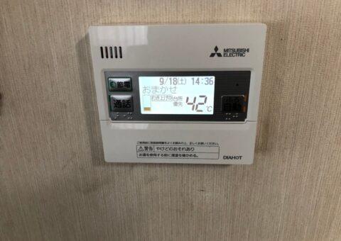 和歌山県三菱エコキュートSRT-S375UZ施工後その他の写真2