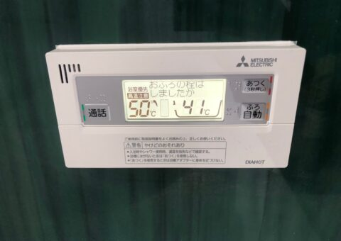 三菱エコキュートSRT-S375UZ施工後その他の写真2