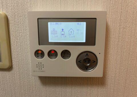 滋賀県Canadian Solar蓄電池システムCS-TL70-GB施工後その他の写真2