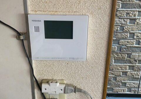 愛知県東芝エコキュートHWH-B376H施工後その他の写真1
