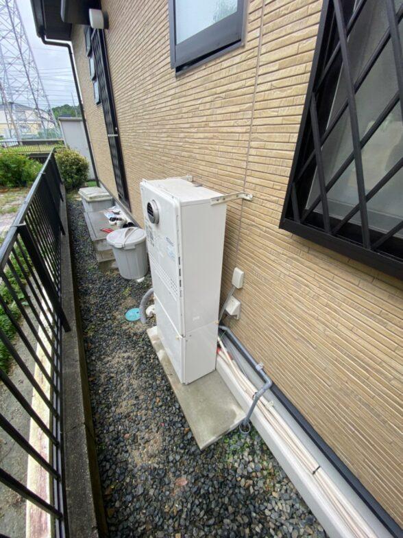 愛知県三菱エコキュートSRT-S375UZ施工前の写真