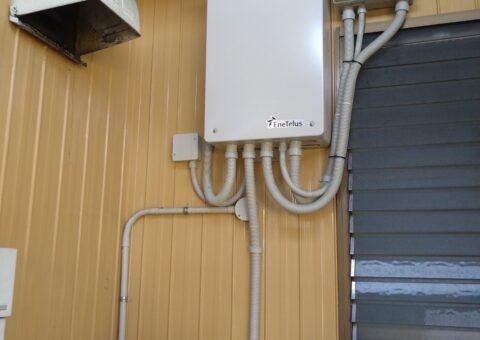 三重県Canadian Solar蓄電システムCS-TL70-GF施工後その他の写真1