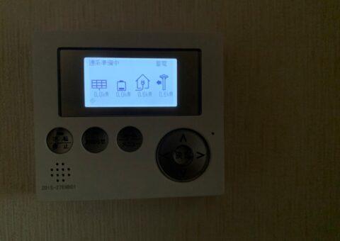 和歌山県Canadian Solar蓄電システムCS-TL70-GF施工後その他の写真2
