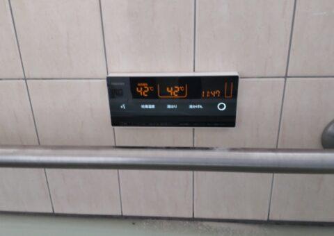 岐阜県東芝エコキュートHWH-B376H施工後その他の写真1